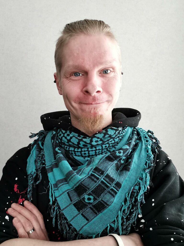 Jussi Jokinen - Piraattipuolue